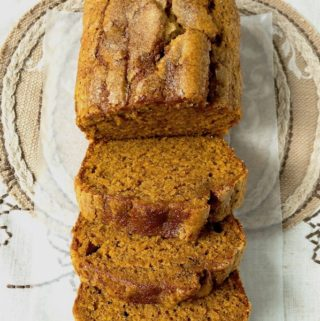 Perfect Pumpkin Bread