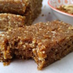 Looking for the Ultimate Homemade Larabars recipe? You've found it! This is a powerhouse of a bar not only made of fruit and nuts, but with a variety of spices that awaken the senses. Simple, easy, delicious!