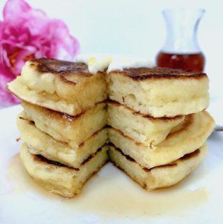 Perfect Homemade Pancakes