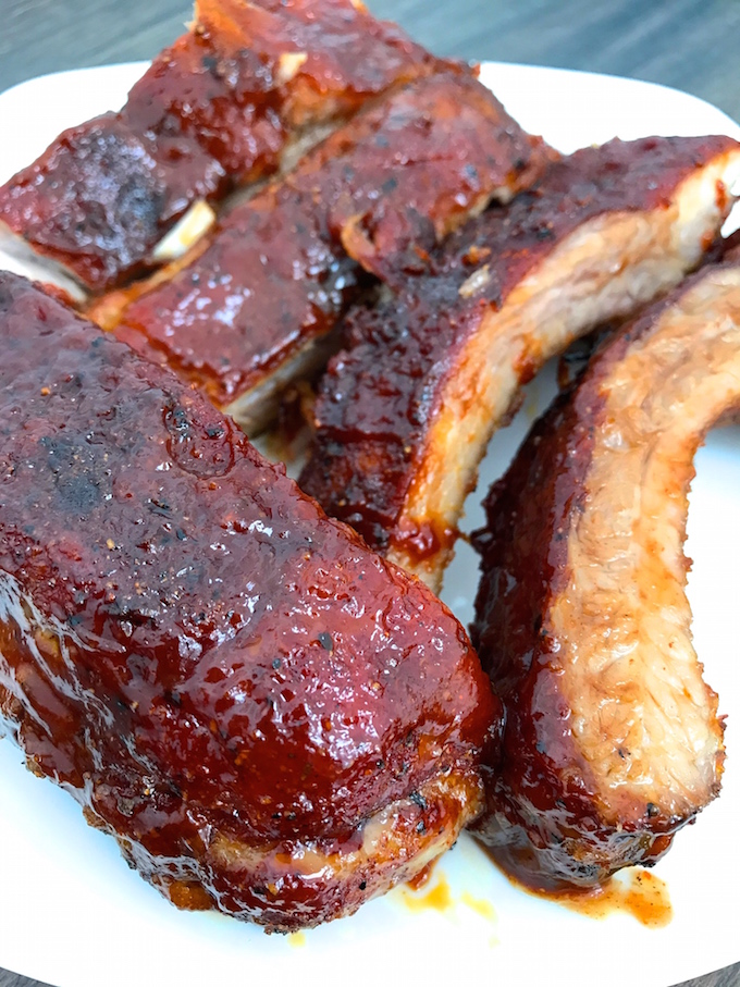 Ultimate Oven Baked BBQ Ribs