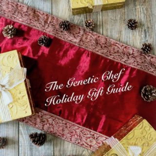 The Genetic Chef Holiday Gift Guide