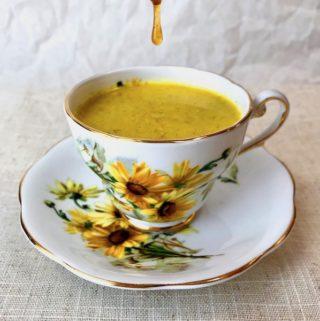 Golden Milk a.k.a. Turmeric Milk